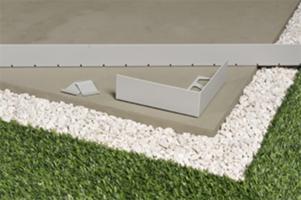 Concevoir une terrasse avec carrelage sur plots for Drainage autour d une terrasse
