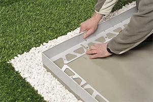 concevoir une terrasse avec carrelage sur plots. Black Bedroom Furniture Sets. Home Design Ideas