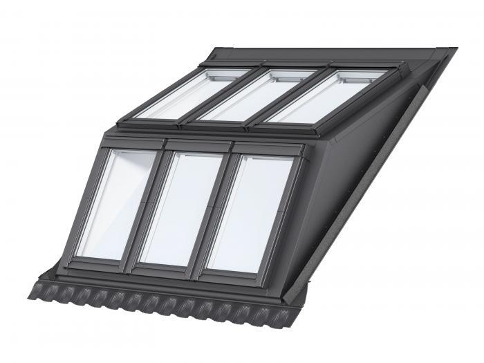 bau 2017 09 une nouvelle moisson de fen tres de toit. Black Bedroom Furniture Sets. Home Design Ideas