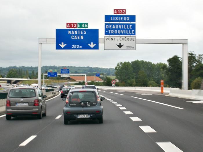 Rencontre autoroute a11