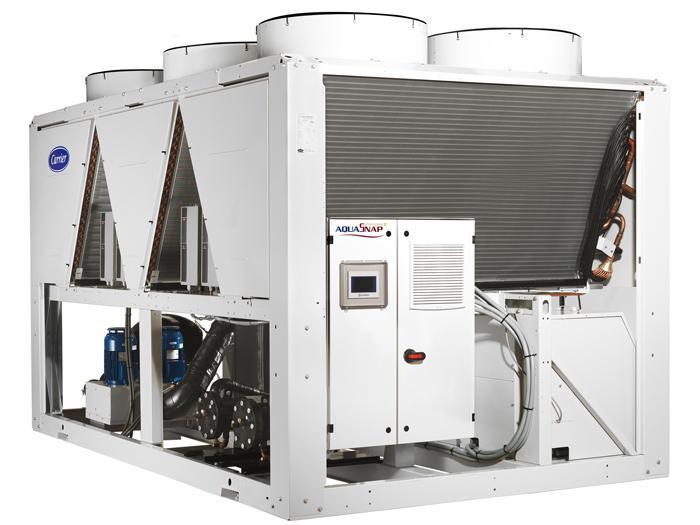 Ecoconception et pompes chaleur carrier prend de l avance for Pompe a chaleur technibel