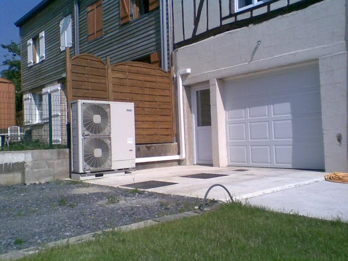 Pompe chaleur bient t class e comme une nergie renouvelable - Pompes a chaleur air eau comparatif ...