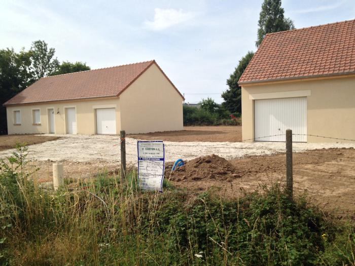 La construction de maisons individuelles repart immobilier for Construction de maison individuel