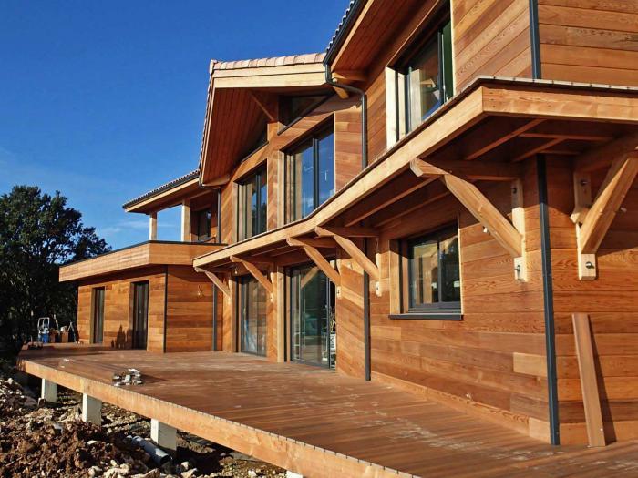 construction bois les entreprises continuent d 39 investir