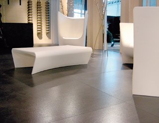 Pose de grands carreaux avec quels mortiers colles solutions - Carrelage grand carreau ...