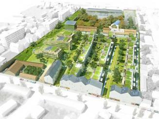 Un label pour les projets qui am nent la nature en ville for La ville nature