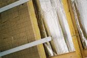 isolant mince et laine de verre le duo gagnant mise en oeuvre. Black Bedroom Furniture Sets. Home Design Ideas
