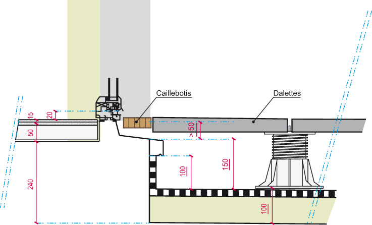 isolation thermique par l 39 exterieur cout devis isolation thermique ext rieur ite. Black Bedroom Furniture Sets. Home Design Ideas