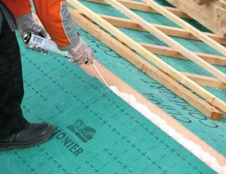 sarking r aliser une isolation efficace en toiture mise en oeuvre. Black Bedroom Furniture Sets. Home Design Ideas