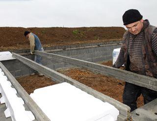 un plancher sur vide sanitaire conforme la rt 2012 mise. Black Bedroom Furniture Sets. Home Design Ideas