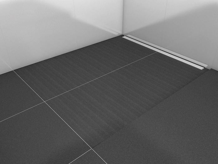 L 39 accessibilit des salles de bains solutions equipements - Poser porte de douche ...