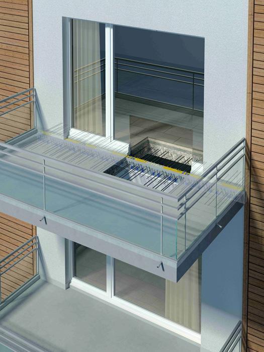 pont thermique obligation de traitement solutions ma onnerie. Black Bedroom Furniture Sets. Home Design Ideas