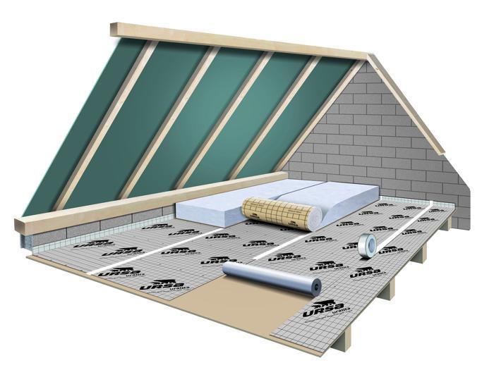 Isolation thermique le traitement des toitures en rénovation # Isolation Plancher Bois Existant