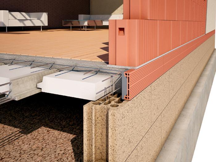 ponts thermiques comment les traiter solutions isolation technique. Black Bedroom Furniture Sets. Home Design Ideas