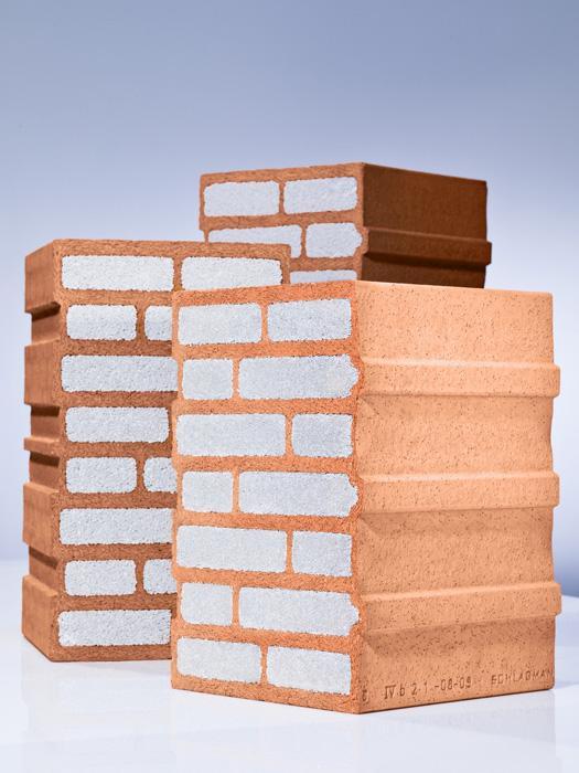 Bau 2015 briques monomur avec isolation int gr e - Maison en brique monomur ...