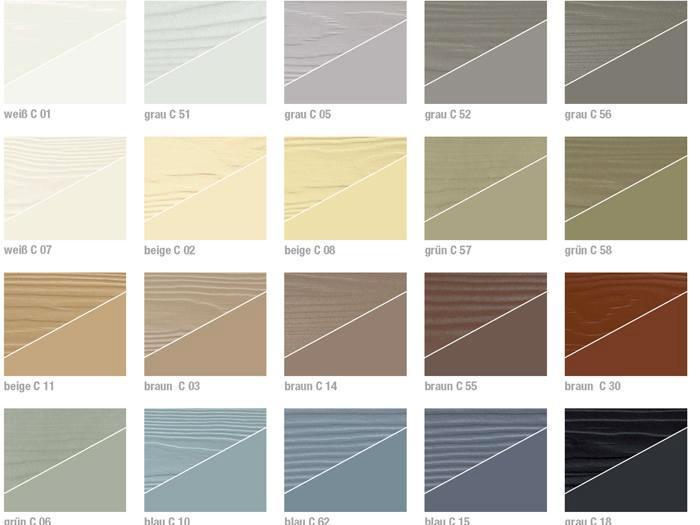 Les fa ades bau 2015 tendance canada dry for Exemple de couleur de facade de maison