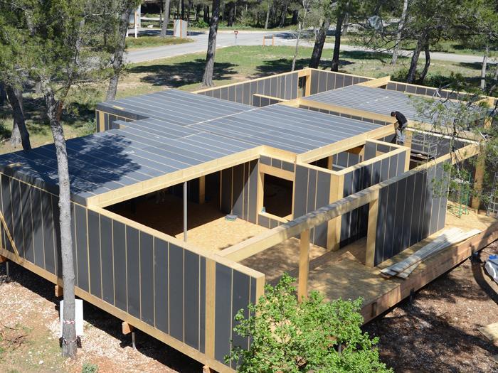 Pop up house un nouveau concept r volutionnaire - Popup huis ...