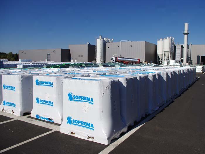 Soprema une nouvelle usine 100% u00e0 u00e9nergies renouvelables