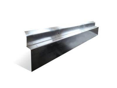 profil d arr t lg panneaux de toiture panneaux caisson 895p1. Black Bedroom Furniture Sets. Home Design Ideas