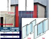 Portes souples lani res bois portes de garage battantes for Garage recherche apprenti mecanicien