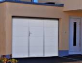 Wayne dalton pass door pvc portes de garage sectionnelles for Porte de garage dalton