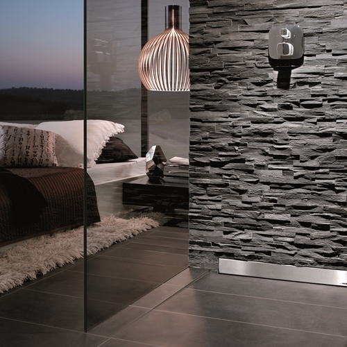 wedi fundo riolito le receveur de douche de plain pied avec. Black Bedroom Furniture Sets. Home Design Ideas