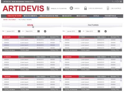 datation des factures de TVA
