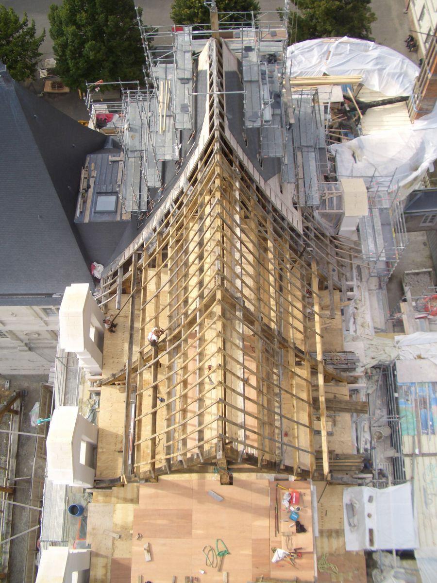 Forum bois construction 2 feuillus mode d emploi for Regis martin architecte