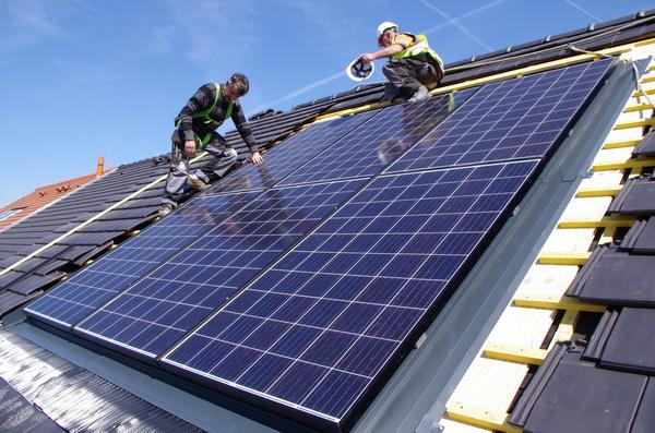 Energie solaire photovoltaïque : BEPOS