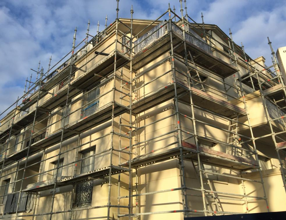 Un bon cru pour la construction de logements neufs en 2017 for Construction de logements neufs
