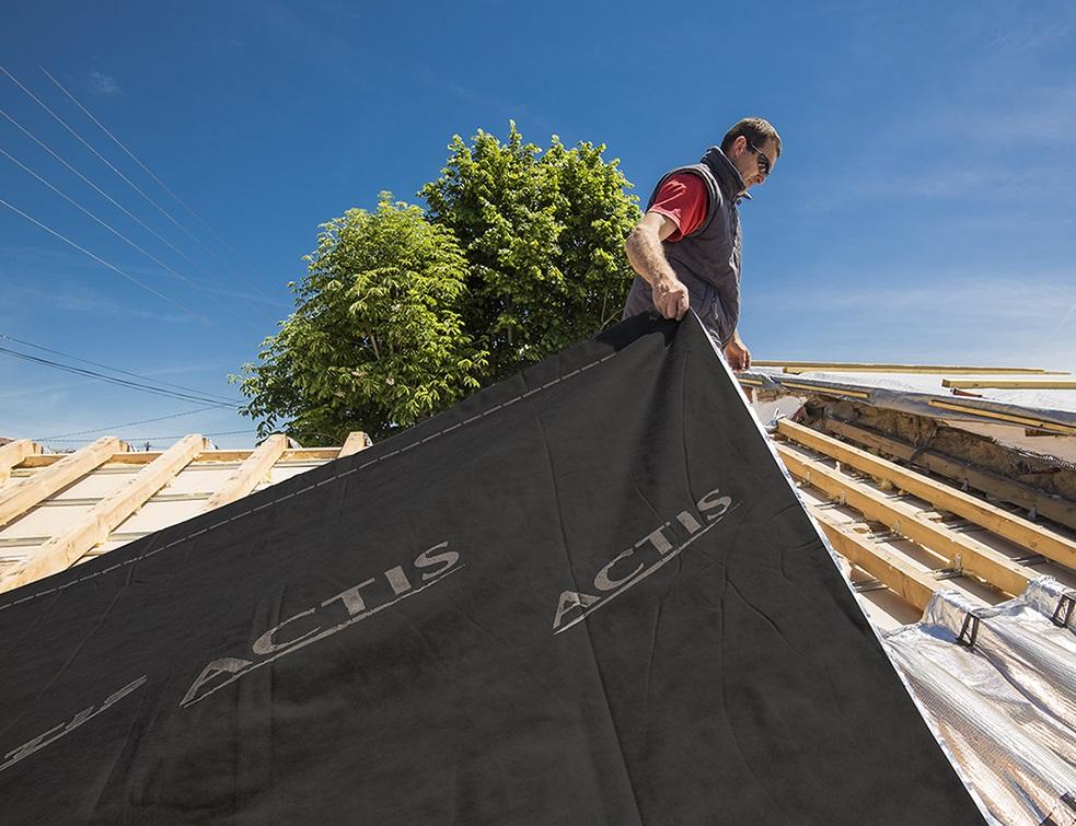 triso super 12 boost 39 r 39 la solution d 39 isolation id ale en toiture. Black Bedroom Furniture Sets. Home Design Ideas