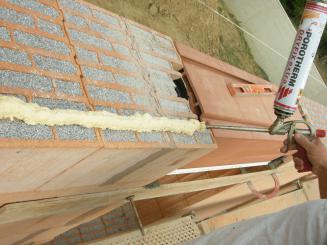 brique terre cuite une bombe pour une nouvelle mise en uvre. Black Bedroom Furniture Sets. Home Design Ideas