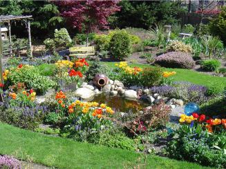 Les paysagistes s 39 opposent au nouveau taux de tva for Jardines con lagos artificiales