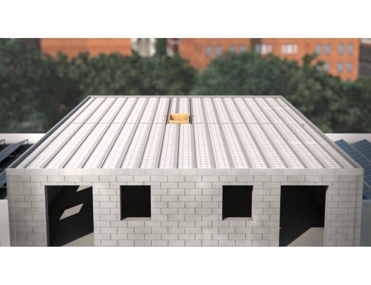 La toiture-terrasse sans risque de condensation