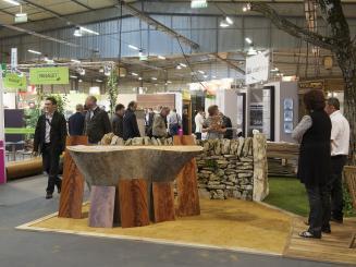 Les professionnels du bois se retrouvent nantes for Salon du bois nantes