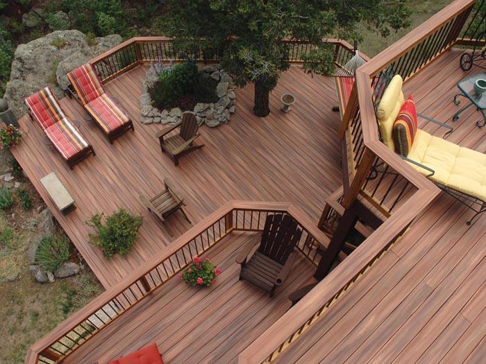 quels rev tements pour am nager une terrasse solutions. Black Bedroom Furniture Sets. Home Design Ideas