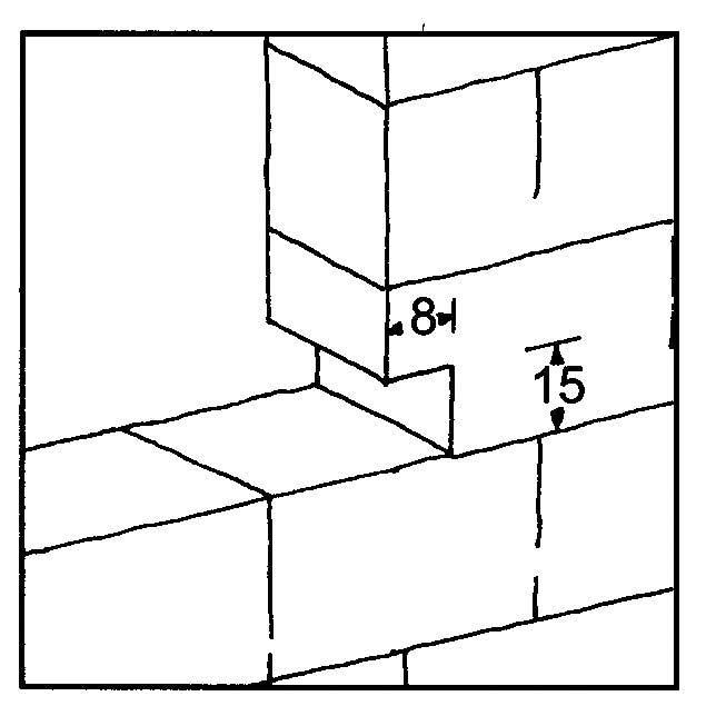 Appui de fen tres 4 solutions solutions ma onnerie technique for Poser un appui de fenetre prefabrique