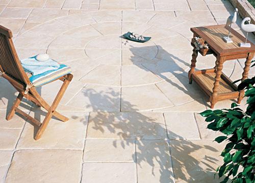 Aménagements De Jardin : Dalles, Murets Et Marches En Béton