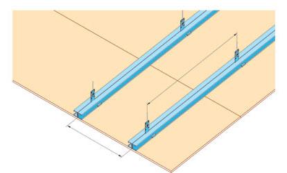 5 Systèmes De Plafond à Base De Plaque De Plâtre Solutions