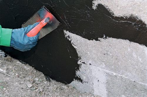 Soubassement faut il tancher ou imperm abiliser solutions - Comment appliquer une sous couche ...