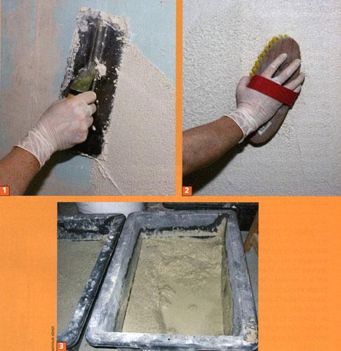 R aliser un enduit la chaux le tadelakt mise en oeuvre for Mise en oeuvre beton cire