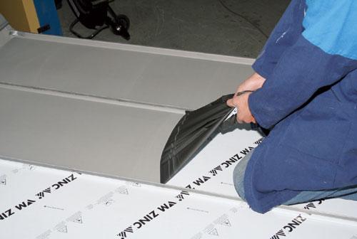 Terrasse Zinc Joint Debout : Joint debout comment allier technique et esth u00e9tique
