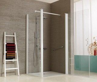 Accessibilit trois solutions pour la douche solutions equipements for Pose douche italienne sans receveur