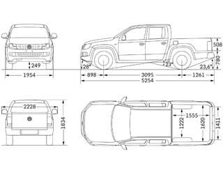 volkswagen amarok pick up au superlatif v hicules utilitaires. Black Bedroom Furniture Sets. Home Design Ideas