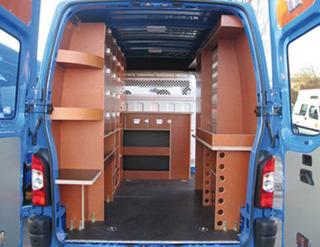 am nagement des utilitaires des gains de productivit assur s. Black Bedroom Furniture Sets. Home Design Ideas