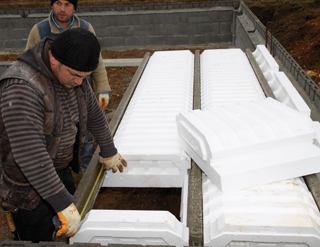 un plancher sur vide sanitaire conforme la rt 2012 mise en oeuvre. Black Bedroom Furniture Sets. Home Design Ideas