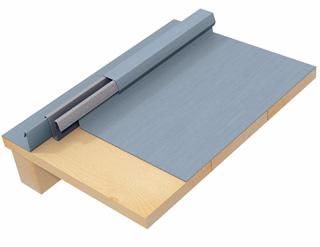 Toiture faible pente quels mat riaux de couverture for Tole en zinc pour toiture