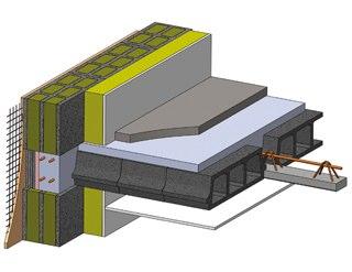 Ponts thermiques traiter les planchers avec ou sans rupteurs - Transformer vide sanitaire en sous sol ...
