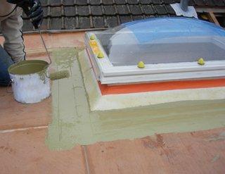 Rt 2012 quels raccordements d tanch it pour les - Fenetre de toit plat ...