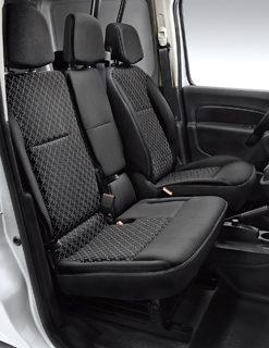 Nouveau Renault Kangoo restylé et 3 places à l'avant Véhicules
